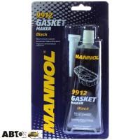 Герметик MANNOL Silicone-Gasket schwarz 9912 85г