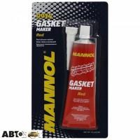 Герметик MANNOL Silicone-Gasket rot 9914 85г