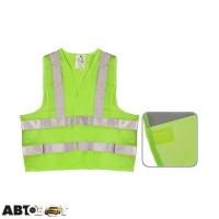 Жилет сигнальный Vitol 116B ЖБ002 XL зеленый