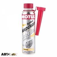 Комплексный очиститель MOTUL System Keep Clean Diesel 101515 107815 300мл