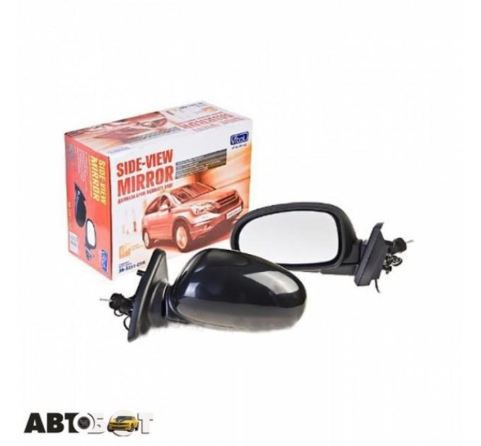 Зеркало Vitol ЗБ 3251-09 BLACK (8), цена: 480 грн.