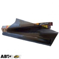 Тонировочная пленка Elegant 0.75x3м Dark Black With SRC 10% EL 500251 104642