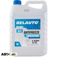 Антифриз БЕЛАВТО G11 синий концентрат AF1250 5л