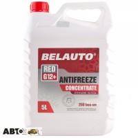 Антифриз БЕЛАВТО G12+ красный концентрат AF1350 5л