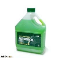 Антифриз Аляsка G11 зеленый -40C 3л