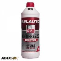 Антифриз БЕЛАВТО G12+ красный концентрат AF1315 1.5л