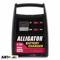 Зарядное устройство для аккумулятора ALLIGATOR AC804