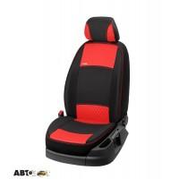 Чехлы на сиденья Citroen C4 Cactus 2014–18 дел. с автоткани Classic 2020 EMC-Elegant